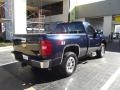 2011 Imperial Blue Metallic Chevrolet Silverado 1500 LT Regular Cab 4x4  photo #3