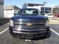 2011 Imperial Blue Metallic Chevrolet Silverado 1500 LT Regular Cab 4x4  photo #7