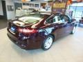2013 Bordeaux Reserve Red Metallic Ford Fusion SE  photo #8