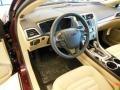 2013 Bordeaux Reserve Red Metallic Ford Fusion SE  photo #10