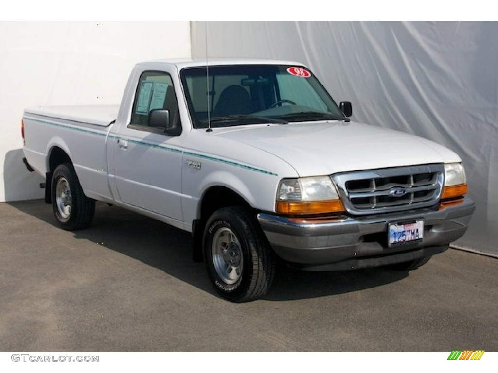 1998 Ford Ranger Xlt Regular Cab Exterior Photos