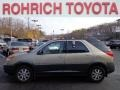 Light Driftwood Metallic 2003 Buick Rendezvous CX AWD