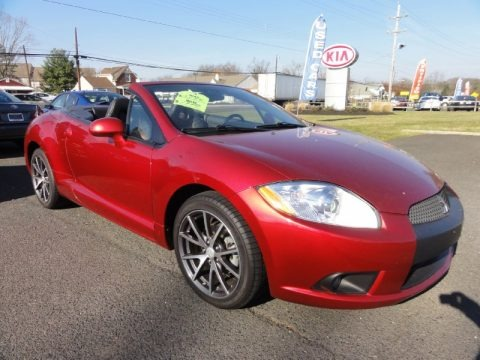 2011 mitsubishi eclipse spyder gs sport data info and specs. Black Bedroom Furniture Sets. Home Design Ideas