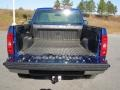 2013 Blue Topaz Metallic Chevrolet Silverado 1500 Work Truck Regular Cab  photo #17
