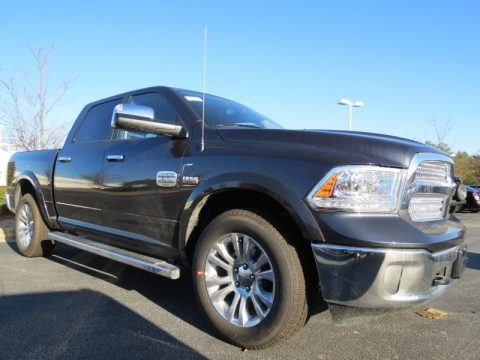 2013 Ram 1500 Laramie Longhorn Crew Cab 4x4 Data, Info and Specs