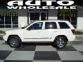 Stone White 2007 Jeep Grand Cherokee Gallery