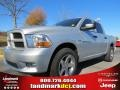 Bright Silver Metallic 2012 Dodge Ram 1500 Gallery