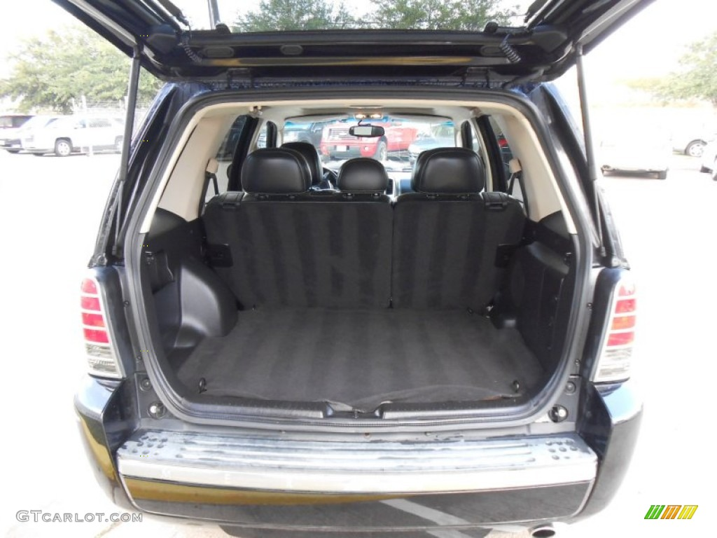 2005 mercury mariner v6 premier trunk photos. Black Bedroom Furniture Sets. Home Design Ideas