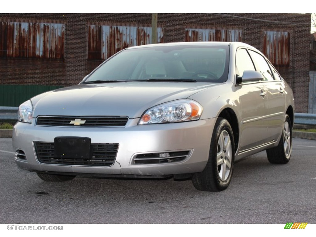 Silverstone Metallic 2007 Chevrolet Impala Ls Exterior Photo 73971305