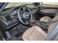 Truffle Brown Dakota Leather 2006 BMW X5 Interiors