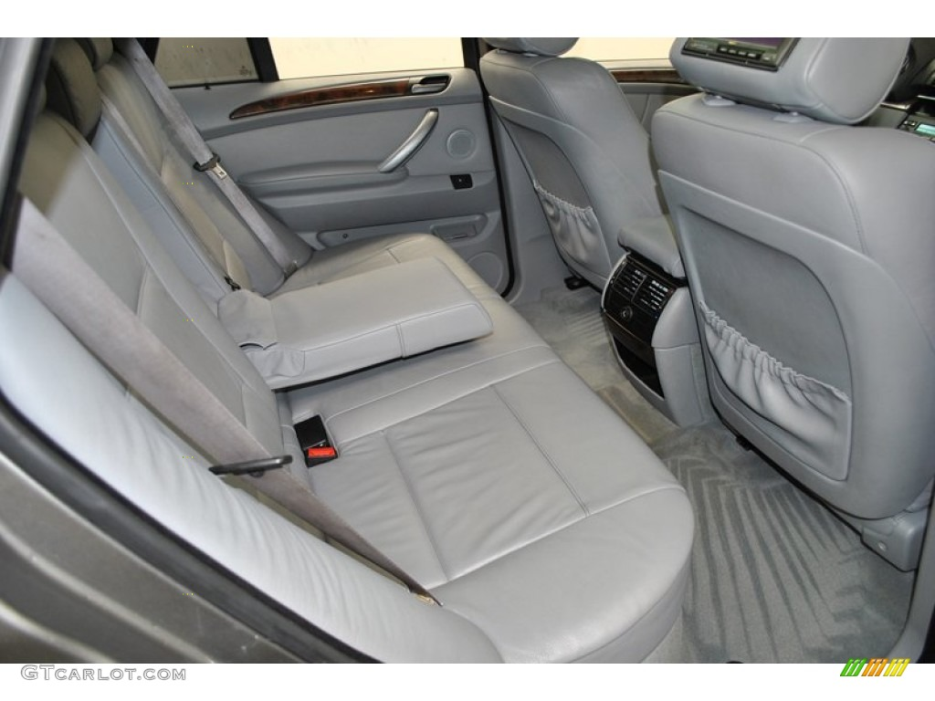 2006 bmw x5 rear seat photo 73979333. Black Bedroom Furniture Sets. Home Design Ideas