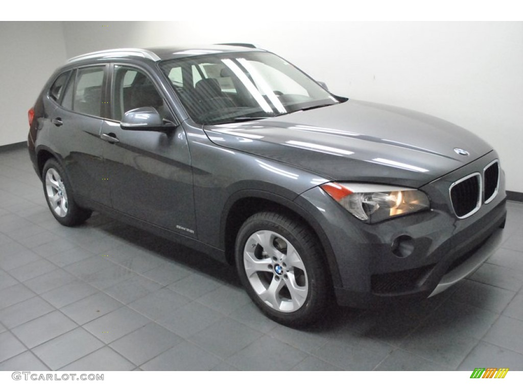 2013 mineral grey metallic bmw x1 sdrive 28i 73934831. Black Bedroom Furniture Sets. Home Design Ideas