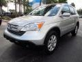 2009 Alabaster Silver Metallic Honda CR-V EX-L  photo #7