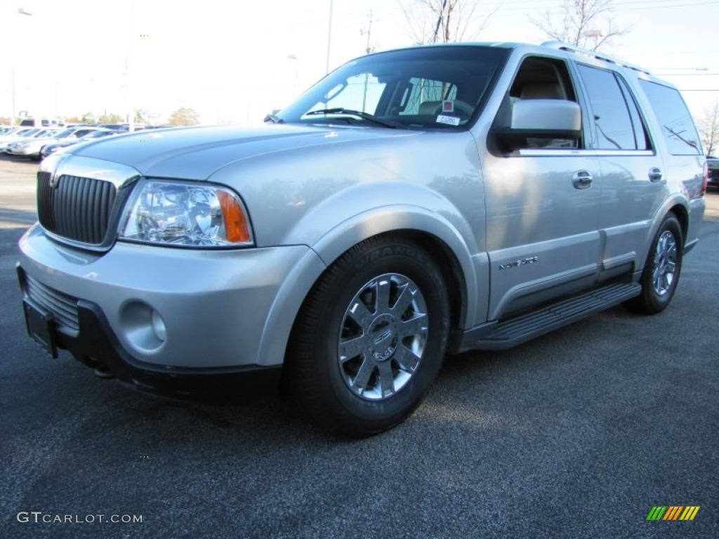 Exterior Color Paint  Lincoln Navigator