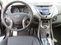 Black Dashboard Photo for 2013 Hyundai Elantra #73993424
