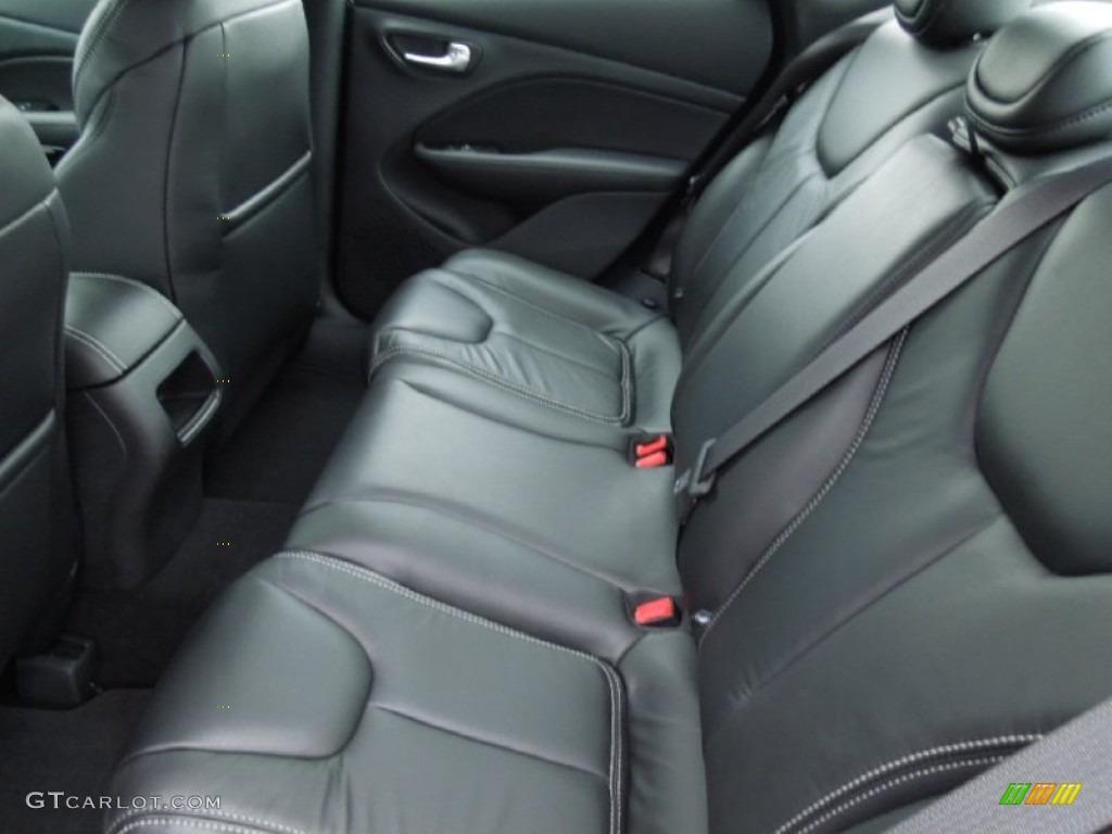 Black Interior 2013 Dodge Dart Limited Photo 73995789