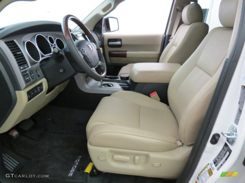 2012 toyota sequoia platinum 4wd interior photo 74001405 - Toyota sequoia interior dimensions ...