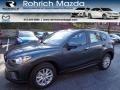 Metropolitan Gray Mica 2013 Mazda CX-5 Sport
