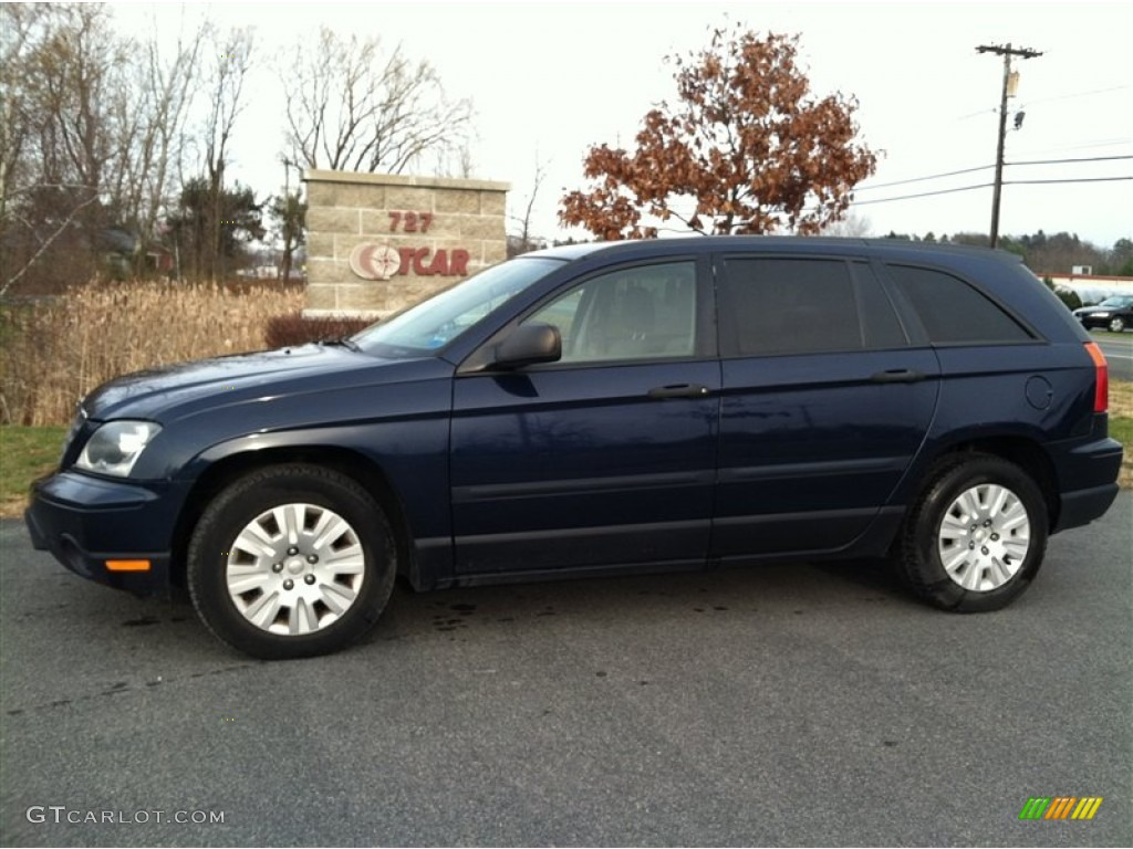 2006 midnight blue pearl chrysler pacifica 73989284 car color galleries. Black Bedroom Furniture Sets. Home Design Ideas