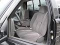 Dark Charcoal Front Seat Photo for 2006 Chevrolet Silverado 1500 #74006472