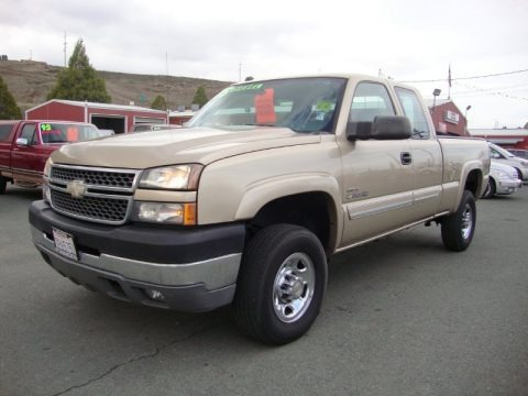 2005 chevrolet silverado 2500hd ls extended cab data info and specs. Black Bedroom Furniture Sets. Home Design Ideas