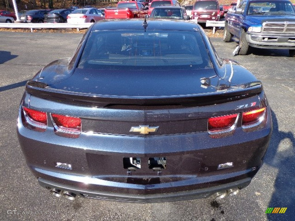 2013 blue ray metallic chevrolet camaro zl1 73989679. Black Bedroom Furniture Sets. Home Design Ideas