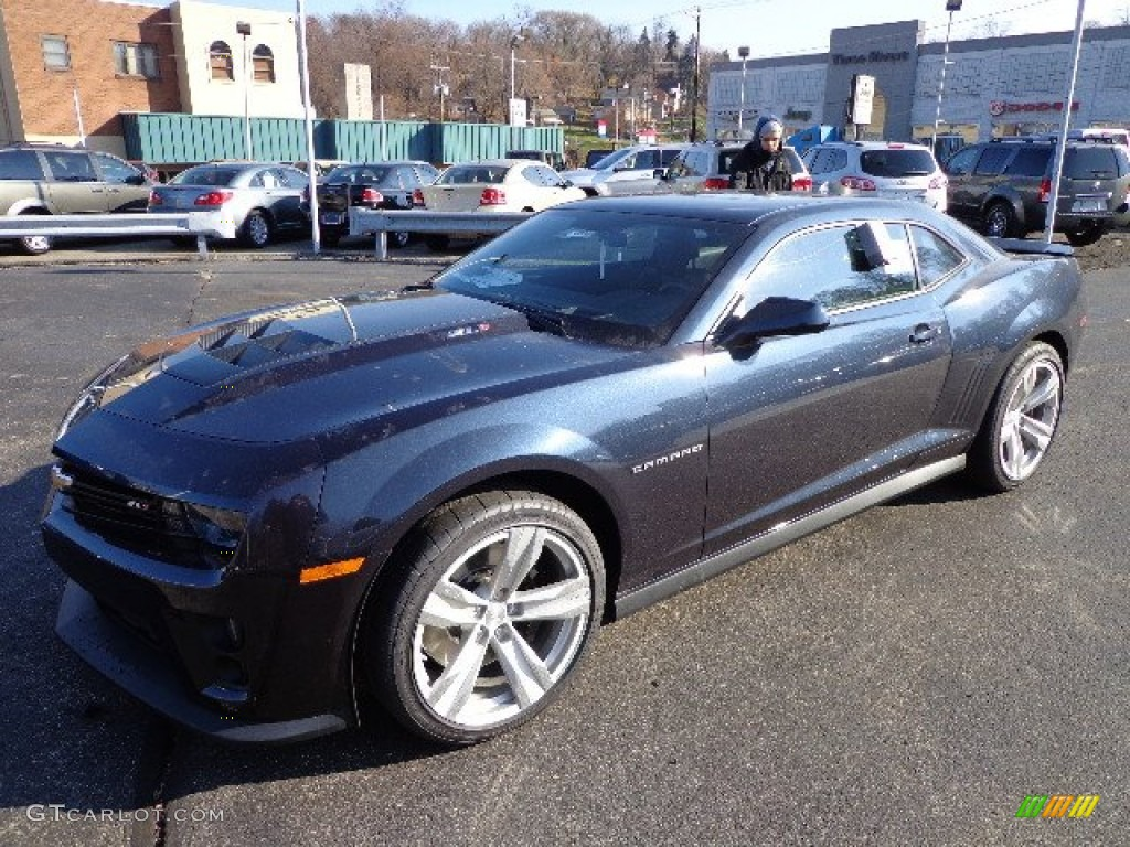 blue ray metallic 2013 chevrolet camaro zl1 exterior photo. Black Bedroom Furniture Sets. Home Design Ideas