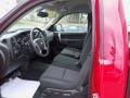 2012 Victory Red Chevrolet Silverado 1500 LT Regular Cab 4x4  photo #15