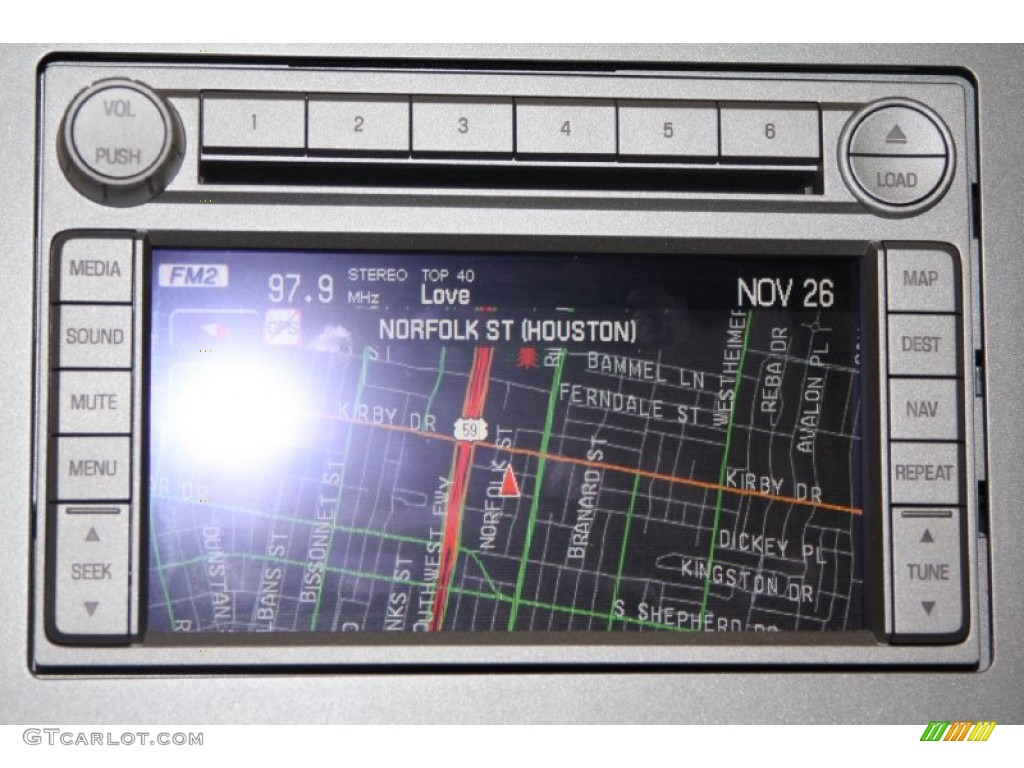 2007 Lincoln Navigator Luxury Navigation Photos