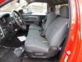 Flame Red - 1500 Express Regular Cab 4x4 Photo No. 11