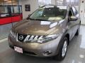2010 Tinted Bronze Metallic Nissan Murano SL AWD  photo #1