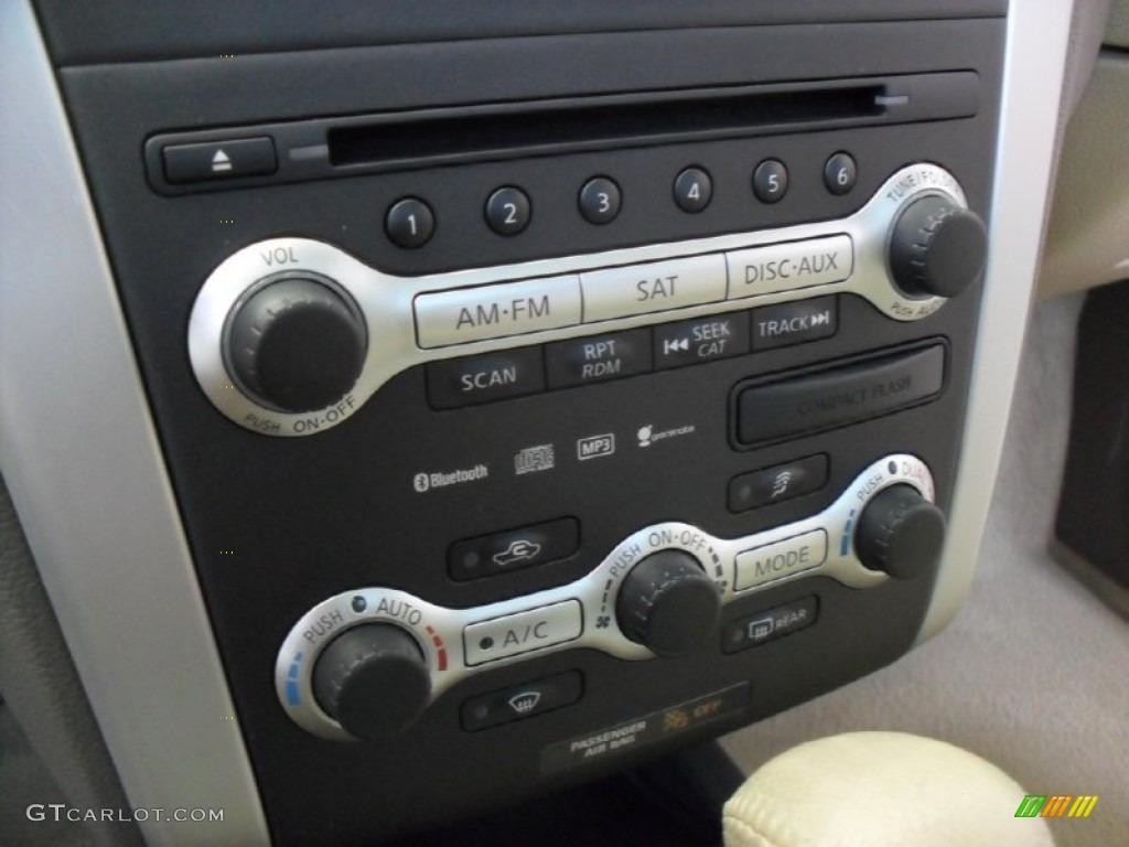 2010 Murano SL AWD - Tinted Bronze Metallic / Beige photo #21