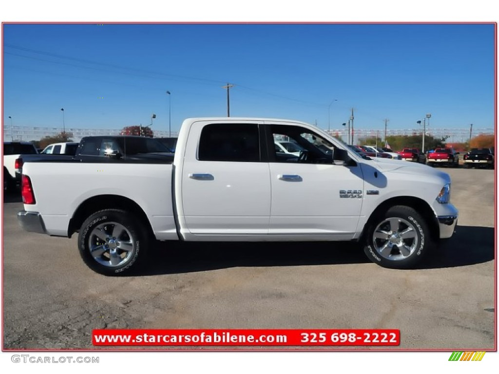2013 bright white ram 1500 big horn crew cab 73989330 photo 8 car color galleries. Black Bedroom Furniture Sets. Home Design Ideas