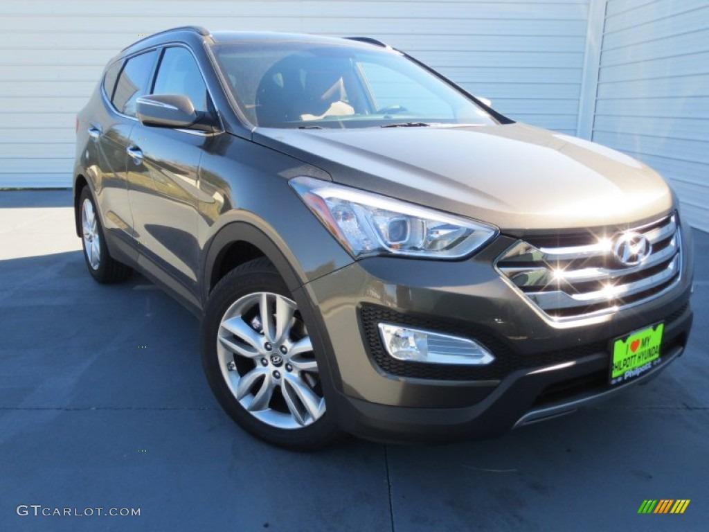 2013 Mineral Gray Hyundai Santa Fe Sport 2 0t 74039674