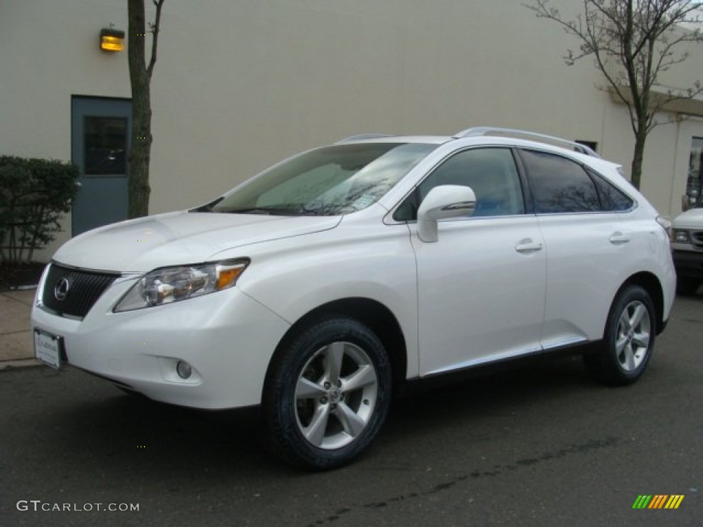 starfire white pearl 2012 lexus rx 350 awd exterior photo. Black Bedroom Furniture Sets. Home Design Ideas