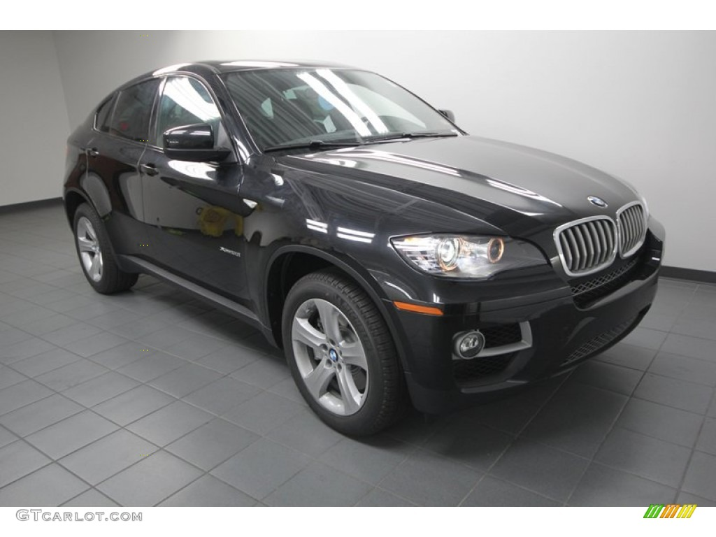 black sapphire metallic 2013 bmw x6 xdrive50i exterior. Black Bedroom Furniture Sets. Home Design Ideas