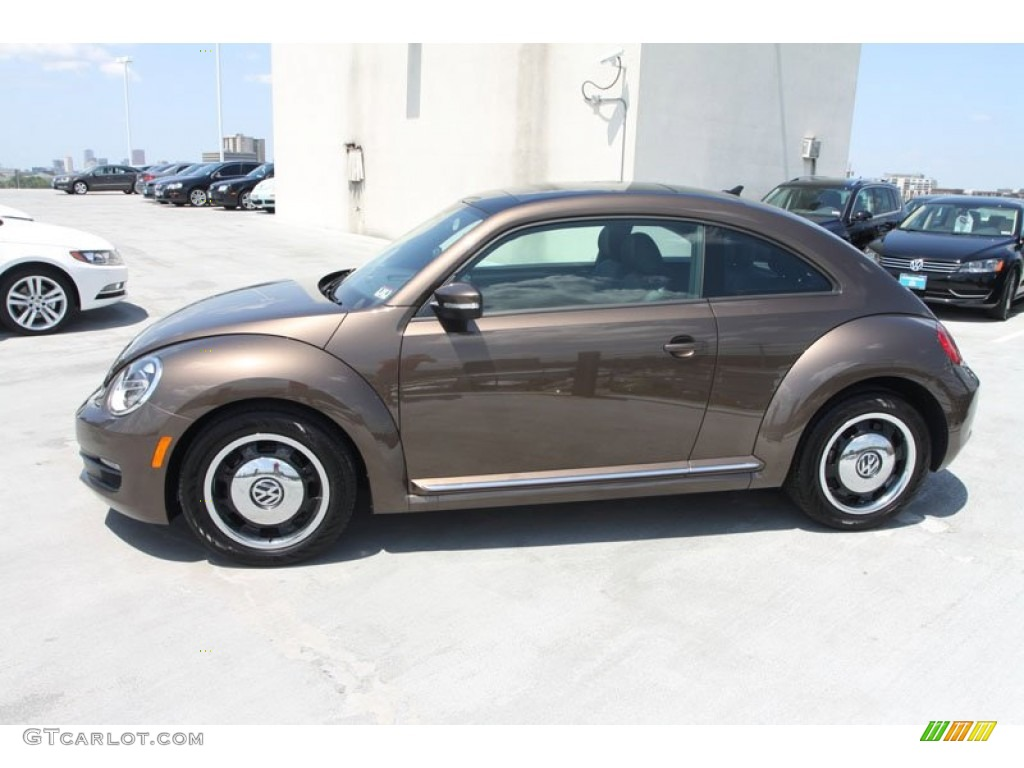 toffee brown metallic volkswagen beetle tdi  photo  gtcarlotcom car color