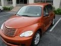 2007 Tangerine Pearl Chrysler PT Cruiser Touring  photo #2