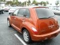 2007 Tangerine Pearl Chrysler PT Cruiser Touring  photo #4