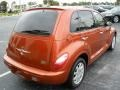 2007 Tangerine Pearl Chrysler PT Cruiser Touring  photo #6