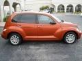 2007 Tangerine Pearl Chrysler PT Cruiser Touring  photo #7