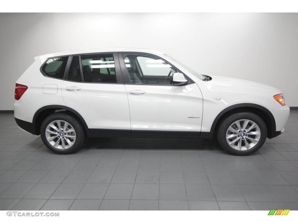 alpine white 2013 bmw x3 xdrive 28i exterior photo 74068450. Black Bedroom Furniture Sets. Home Design Ideas