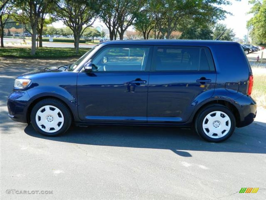 nautical blue metallic 2008 scion xb standard xb model exterior photo 74069044. Black Bedroom Furniture Sets. Home Design Ideas