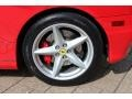 2003 Ferrari 360 Spider Wheel and Tire Photo