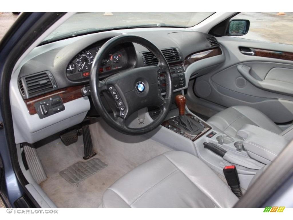 grey interior 2000 bmw 3 series 323i wagon photo 74076104