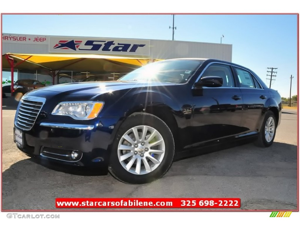 Jazz Blue Pearl Chrysler 300