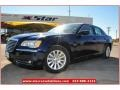 2013 Jazz Blue Pearl Chrysler 300   photo #1