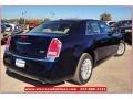 2013 Jazz Blue Pearl Chrysler 300   photo #6