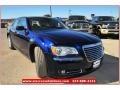 2013 Jazz Blue Pearl Chrysler 300   photo #7