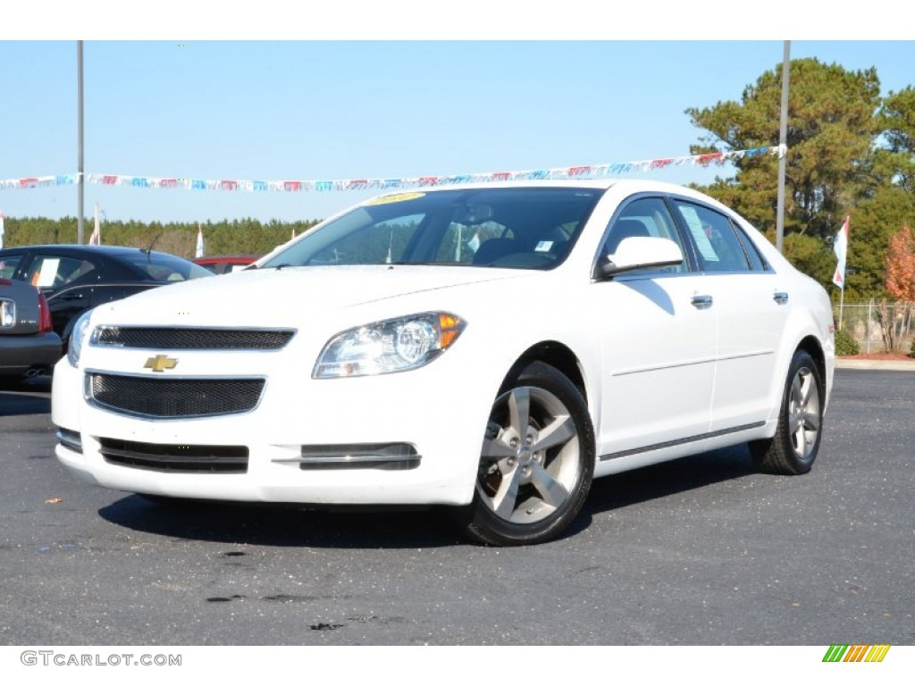 summit white 2012 chevrolet malibu lt exterior photo 74080981. Black Bedroom Furniture Sets. Home Design Ideas